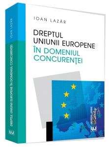 Coperta Dreptul UE Concurenta