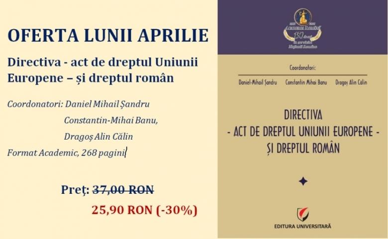 oferta_aprilie_Directiva_Universitara