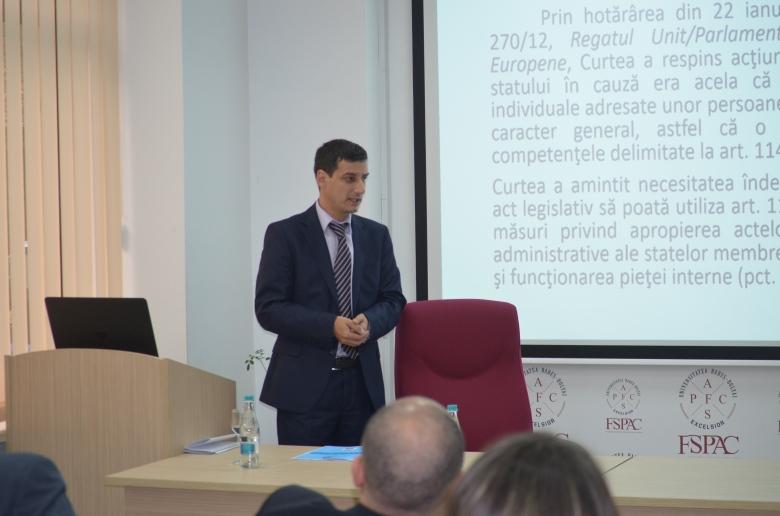 Professor Daniel Mihail Sandru